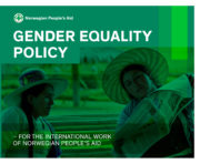 NPA GENDER POLICY 2018