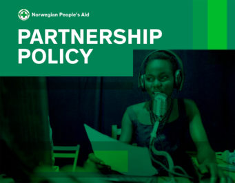 Partnership policy