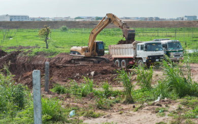 Eiendomsutvikling i Kambodsja