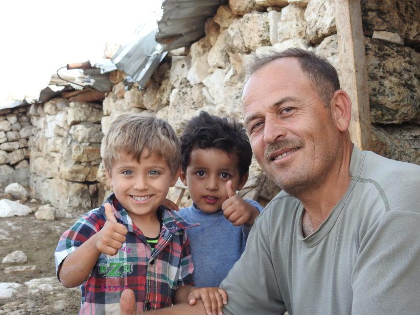 231 Bombs in Backyard South Lebanon Pic 4