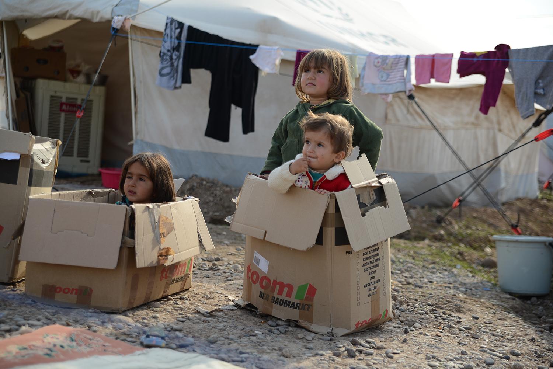Sammen mot fattigdom og ulikhet