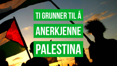 Anerkjenn Palestina
