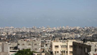 Gaza houses