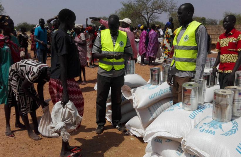 Matutdeling Sor Sudan