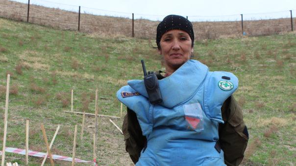 210 NPA HDP First Team Leader Ibodat Halimova