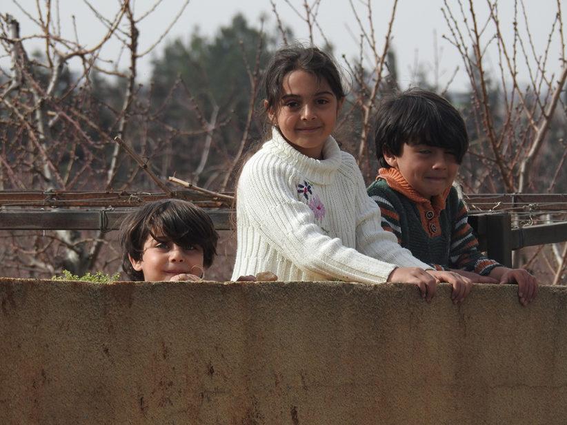 Bombefri barndom Hala Amhaz 1000