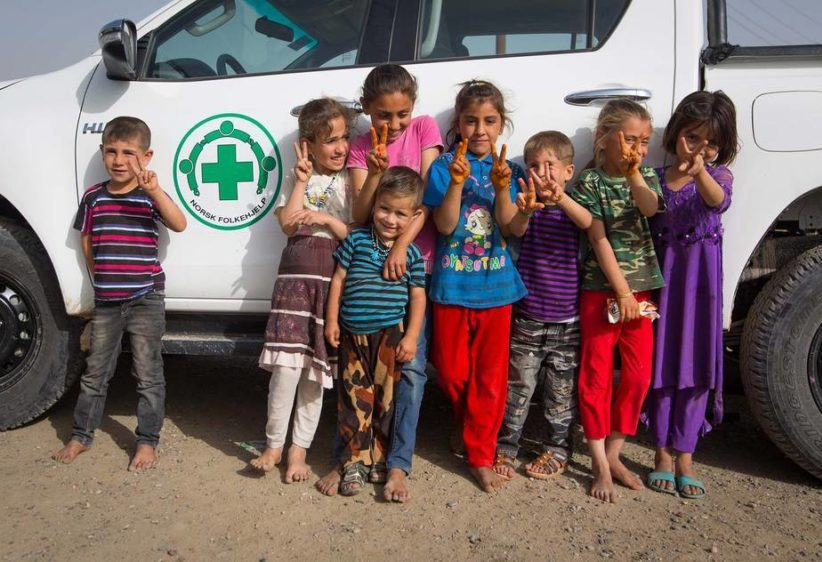 Humanitaer nedrustning i Irak inter img 925x632