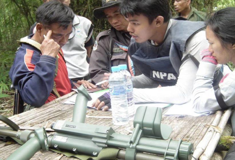 Humanitaer nedrustning i Thailand inter img 925x632