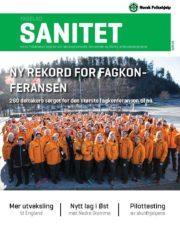 Forside Fagblad Sanitet 2018 02