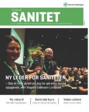 Forside Fagblad Sanitet 2019 03