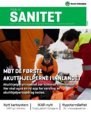 Forside Fagblad Sanitet 2020 01