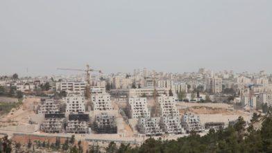 Jerusalem bosettninger Asmund Mjaland M