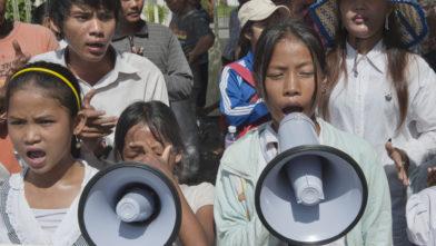 Kambodsja landrettigheter demokrati 35