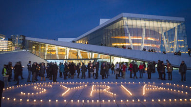 Syria Vigils Oslo 5927